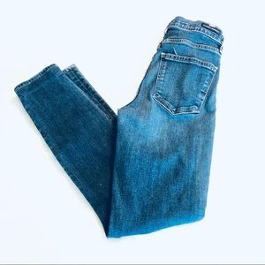 COH Citizen Of Humanity Rocket High Rise Jeans